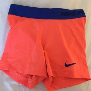 Neon Nike Pro New Quality